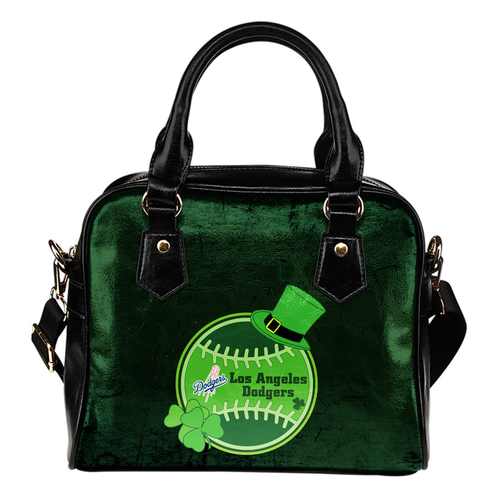 Signal Patrick's Day Pleasant Los Angeles Dodgers Shoulder Handbags