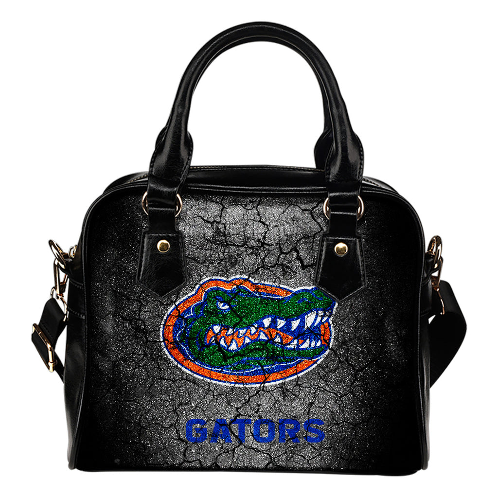 Wall Break Florida Gators Shoulder Handbags Women Purse