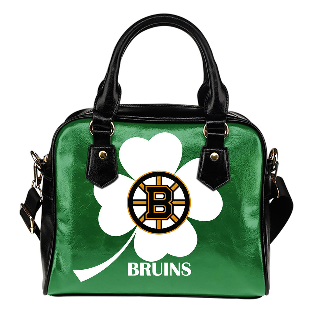 Boston Bruins Blowing Amazing Stuff Shoulder Handbags