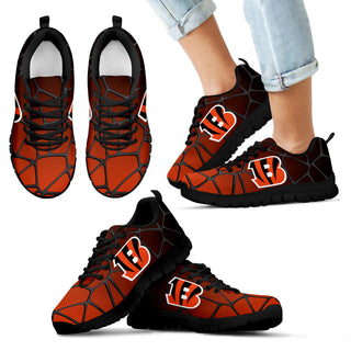 Colors Air Cushion Cincinnati Bengals Gradient Sneakers
