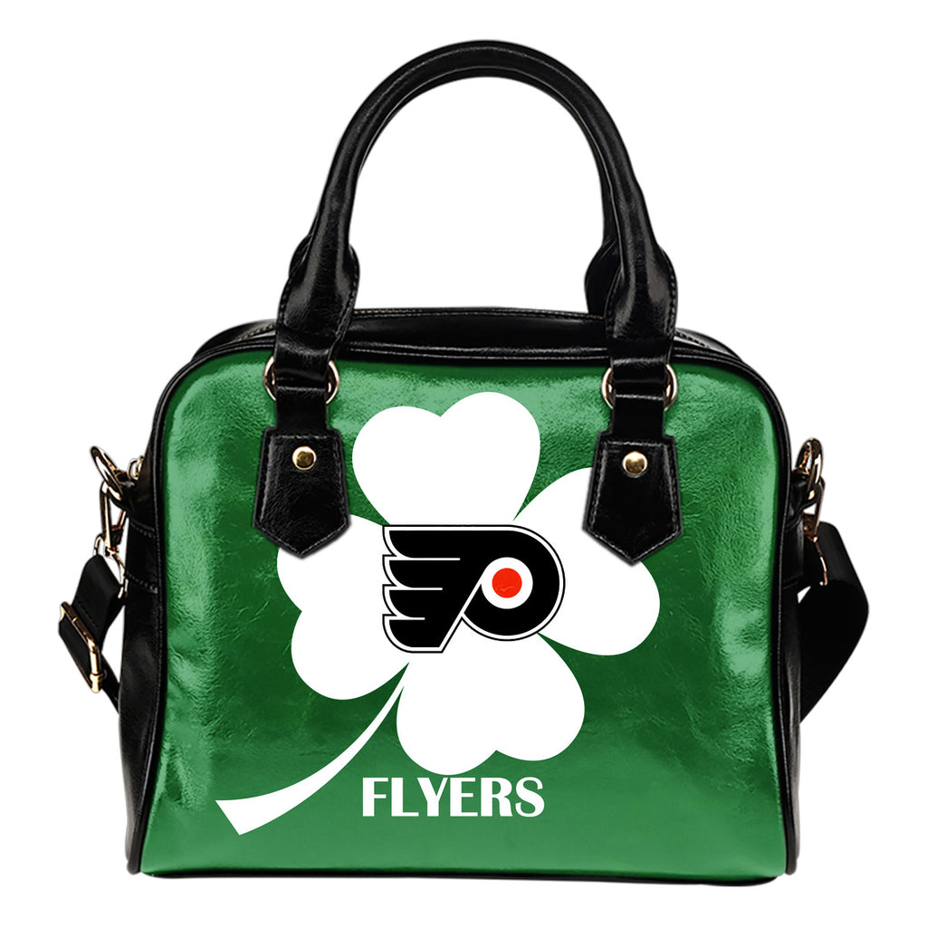 Philadelphia Flyers Blowing Amazing Stuff Shoulder Handbags
