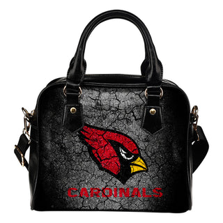 Wall Break Arizona Cardinals Shoulder Handbags Women Purse