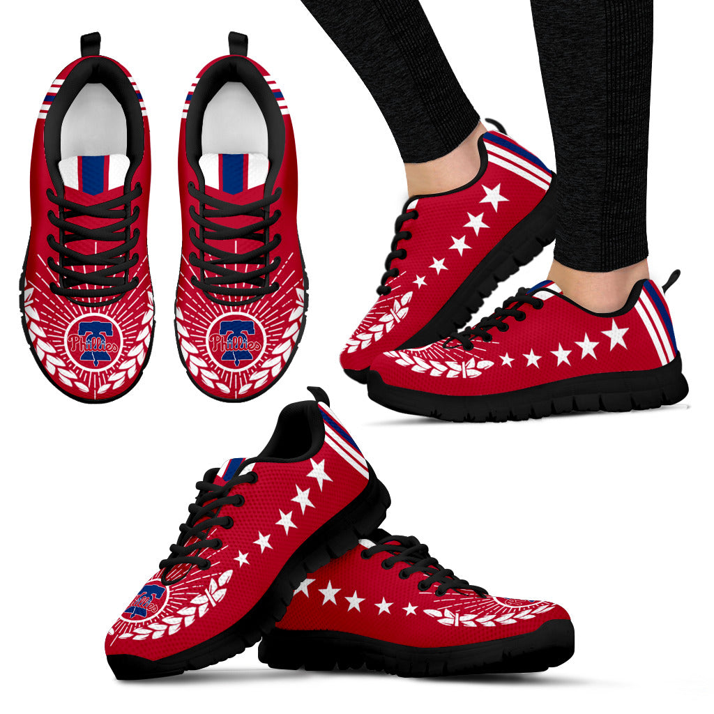 Line Of Stars Victory Philadelphia Phillies Sneakers
