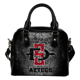 Wall Break San Diego State Aztecs Shoulder Handbags Women Purse