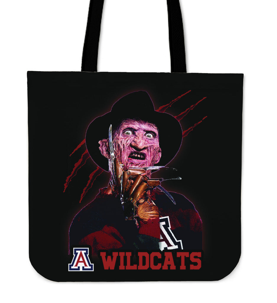 Arizona Wildcats Freddy Tote Bag - Best Funny Store