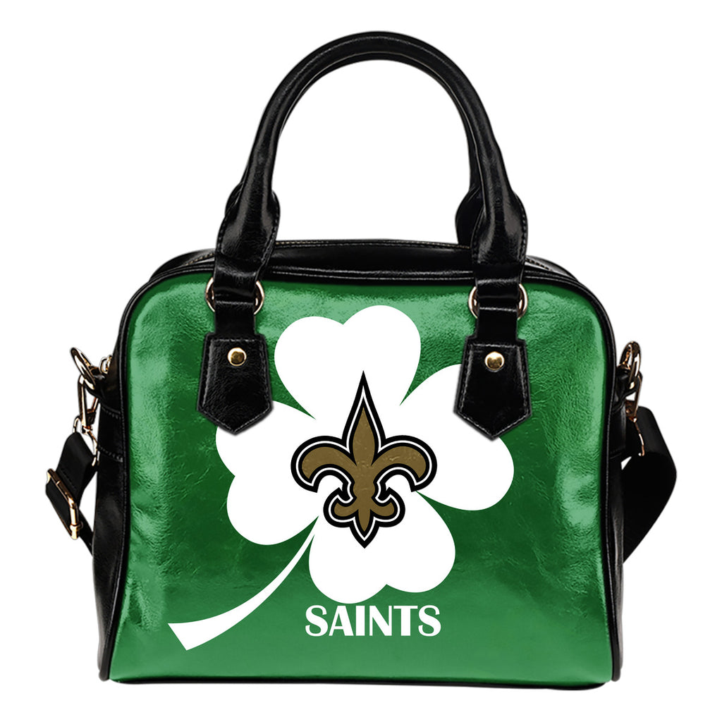 New Orleans Saints Blowing Amazing Stuff Shoulder Handbags