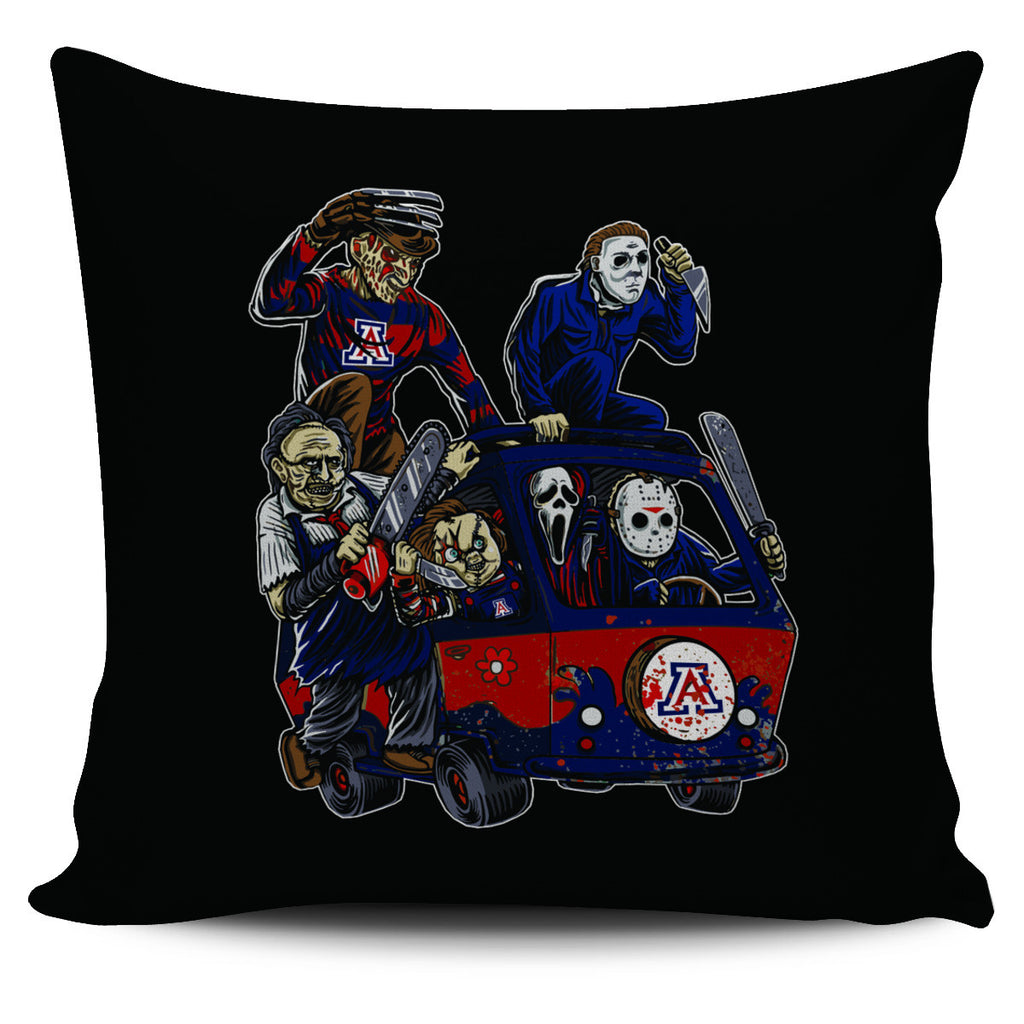 The Massacre Machine Arizona Wildcats Pillow Covers - Best Funny Store
