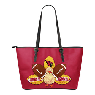 Thanksgiving Arizona Cardinals Leather Bags - Best Funny Store