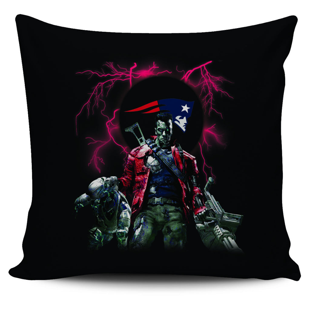 Guns New England Patriots Pillow Covers - Best Funny Store