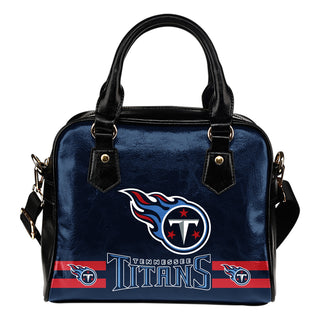 Tennessee Titans For Life Shoulder Handbags
