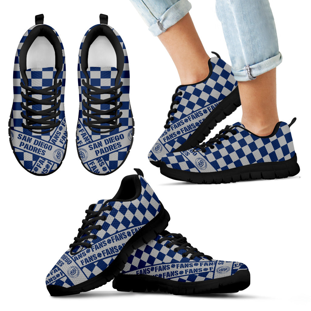 Banner Exclusive San Diego Padres Superior Sneakers Best Funny Store