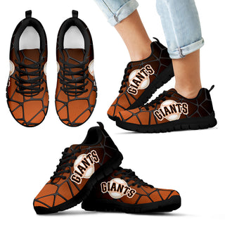 Colors Air Cushion San Francisco Giants Gradient Sneakers