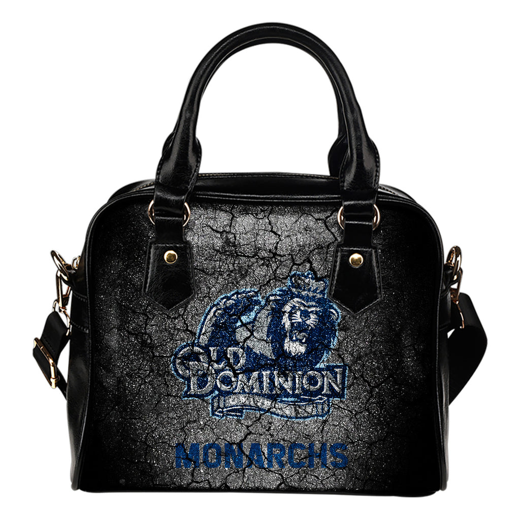 Wall Break Old Dominion Monarchs Shoulder Handbags Women Purse
