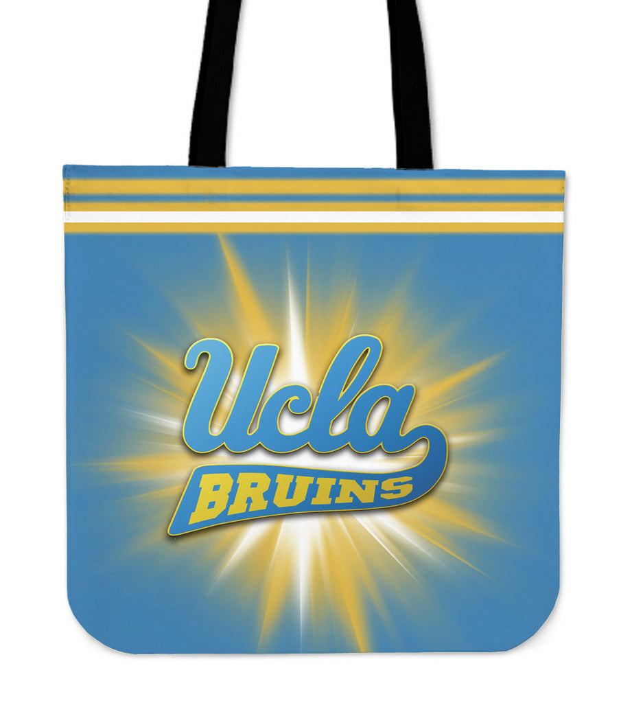 UCLA Bruins Flashlight Tote Bags - Best Funny Store