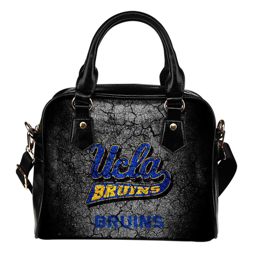 Wall Break UCLA Bruins Shoulder Handbags Women Purse