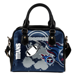 The Victory Tennessee Titans Shoulder Handbags