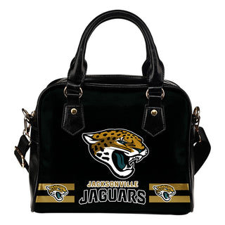 Jacksonville Jaguars For Life Shoulder Handbags