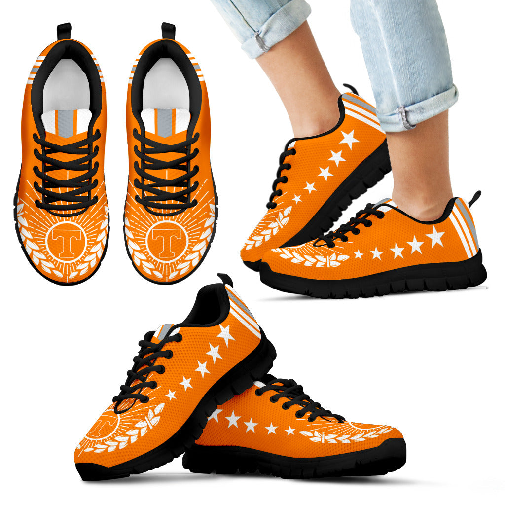 Line Of Stars Victory Tennessee Volunteers Sneakers