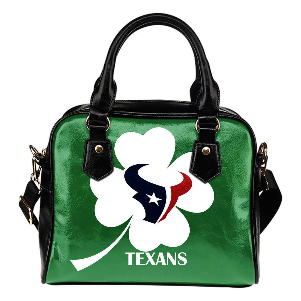Houston Texans Blowing Amazing Stuff Shoulder Handbags