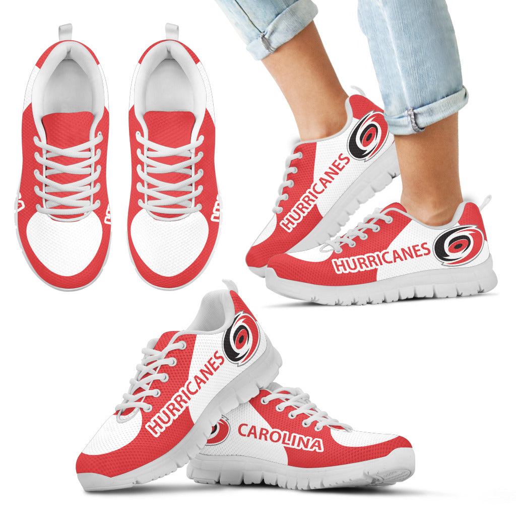 Carolina Hurricanes Top Logo Sneakers