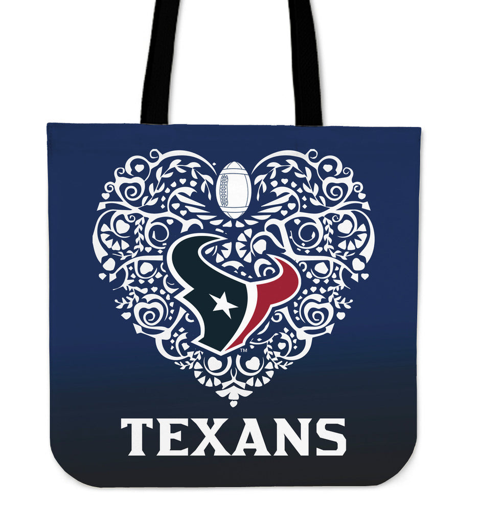 RH Houston Texans Tote Bag For Women - Best Funny Store