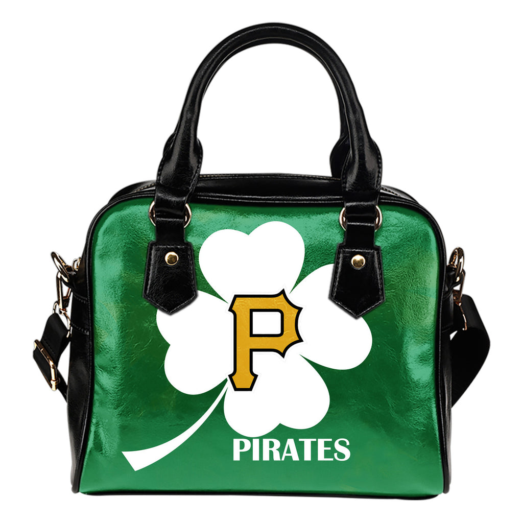Pittsburgh Pirates Blowing Amazing Stuff Shoulder Handbags