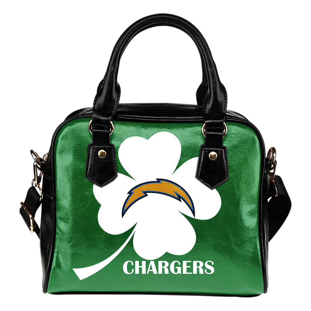Los Angeles Chargers Blowing Amazing Stuff Shoulder Handbags