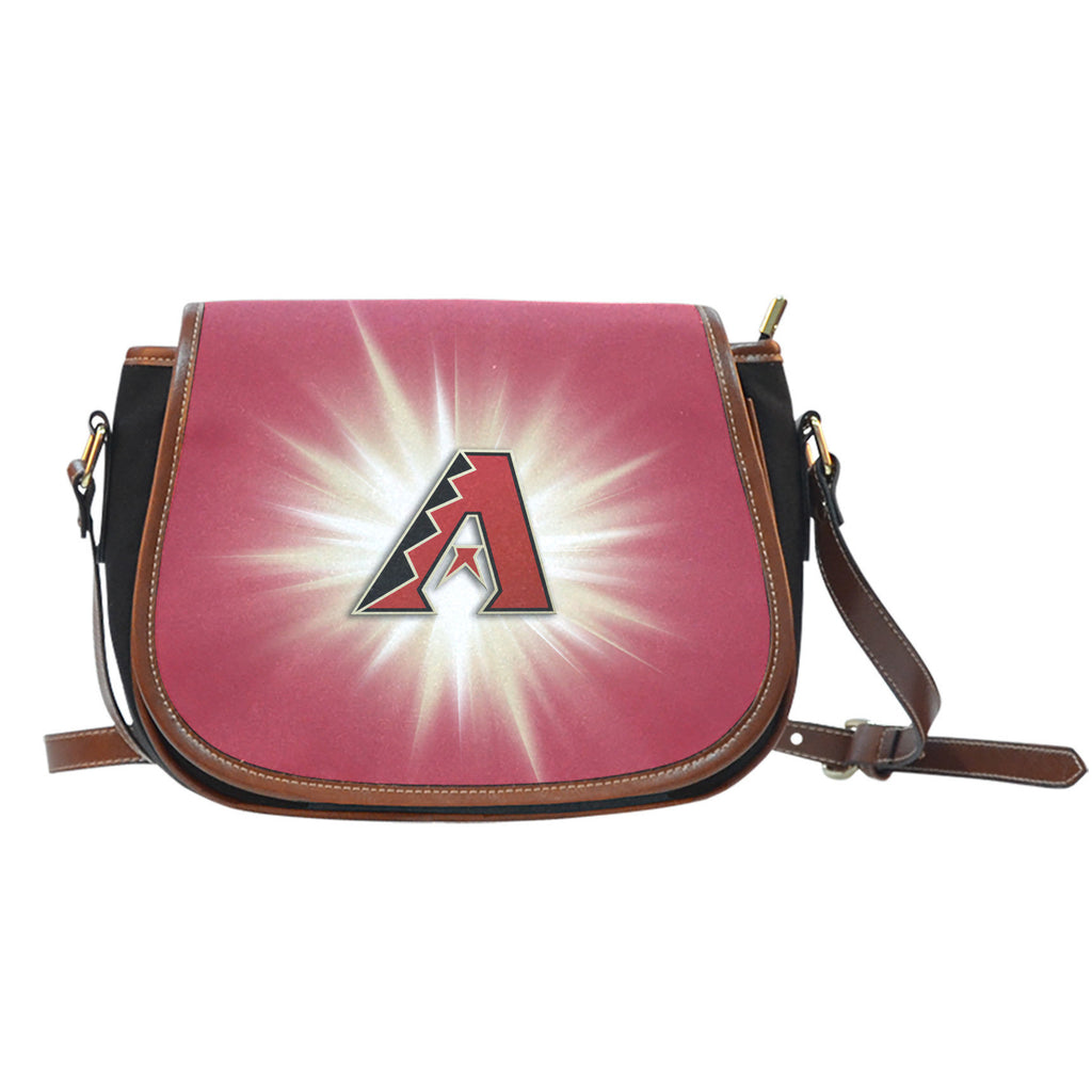 Arizona Diamondbacks Flashlight Saddle Bags - Best Funny Store