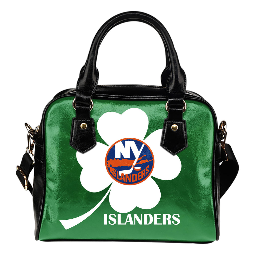 New York Islanders Blowing Amazing Stuff Shoulder Handbags