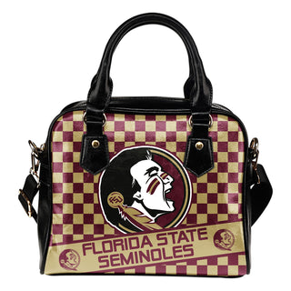 Different Fabulous Banner Florida State Seminoles Shoulder Handbags