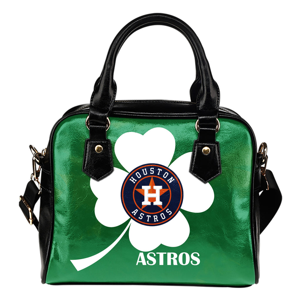 Houston Astros Blowing Amazing Stuff Shoulder Handbags