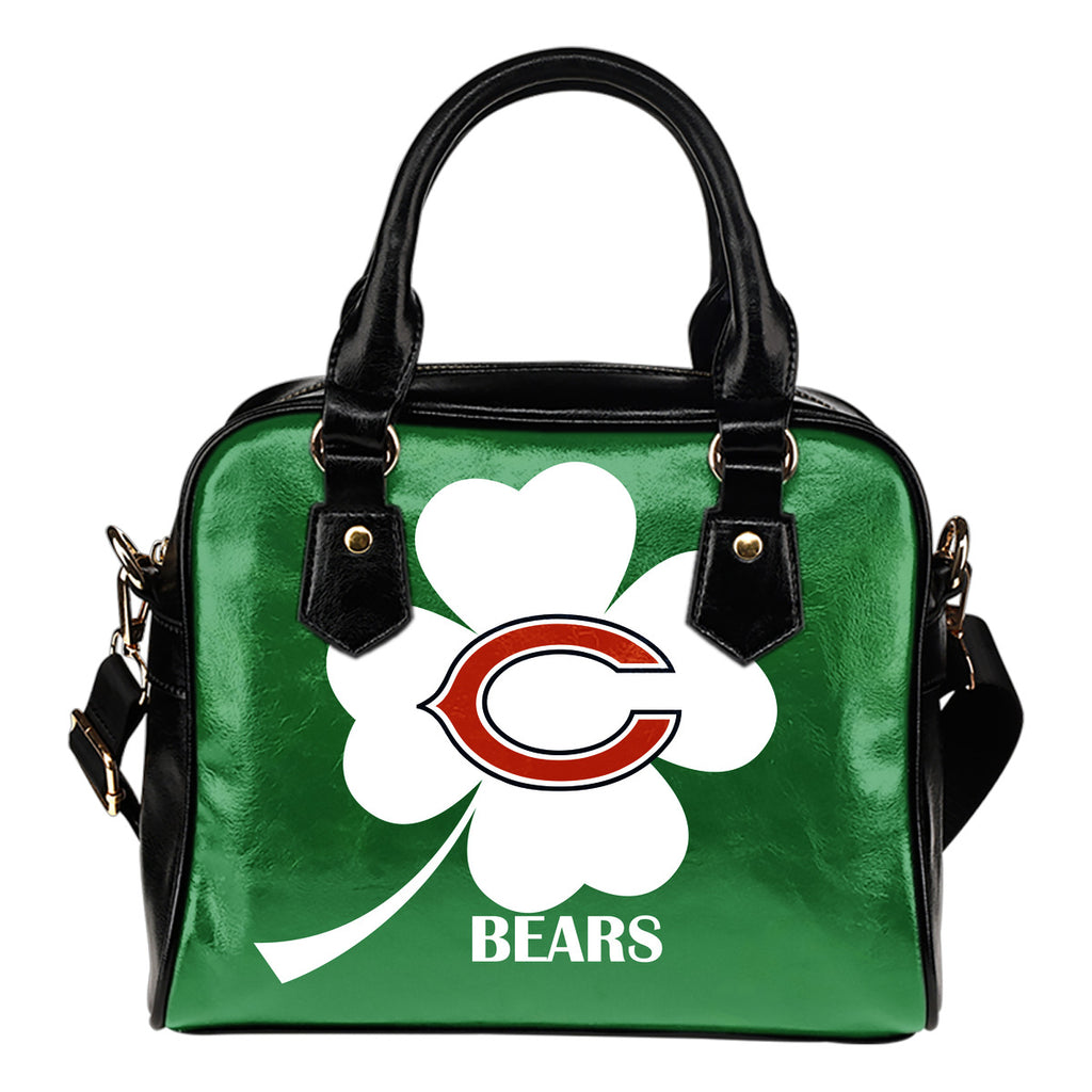 Chicago Bears Blowing Amazing Stuff Shoulder Handbags