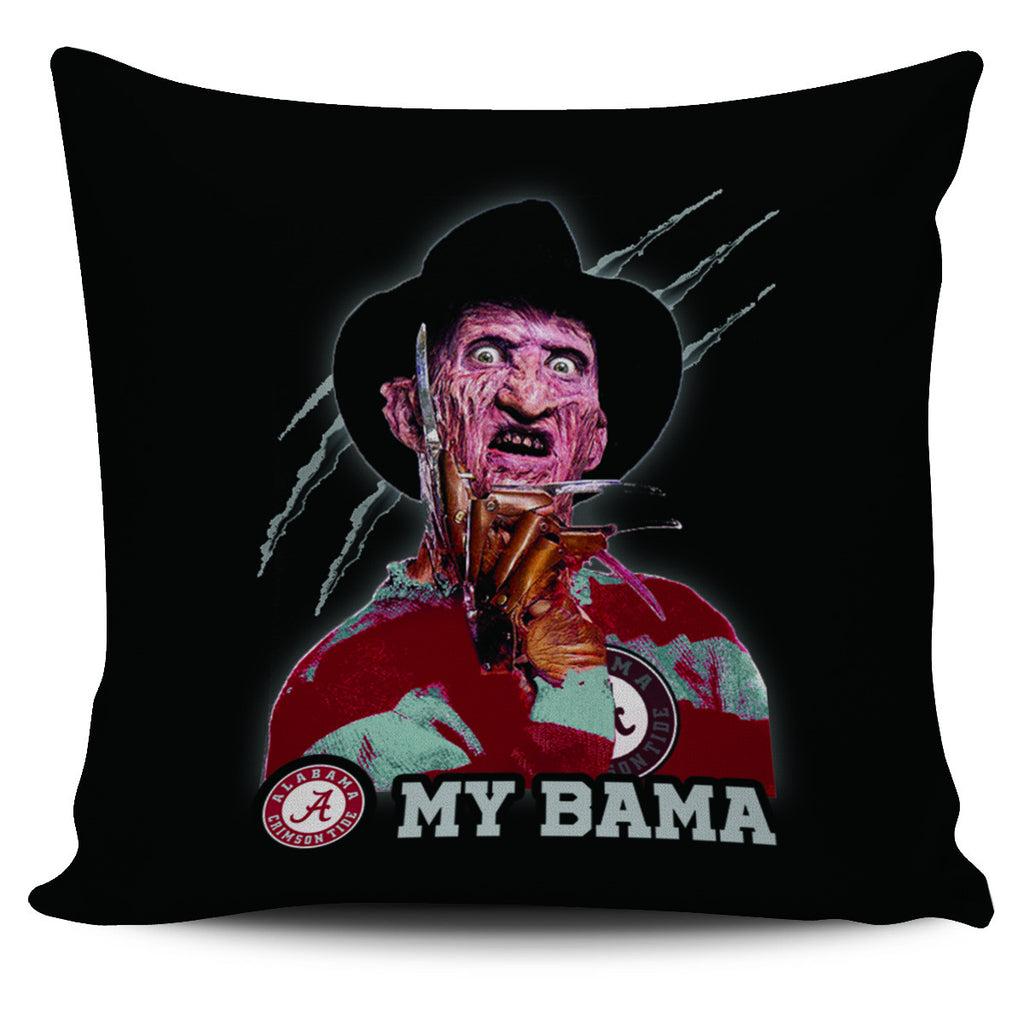 Freddy Alabama Crimson Tide Pillow Covers - Best Funny Store