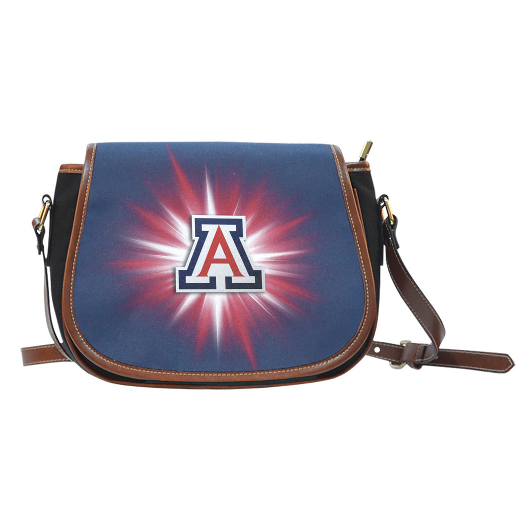 Arizona Wildcats Flashlight Saddle Bags - Best Funny Store