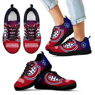 Special Unofficial Montreal Canadiens Sneakers