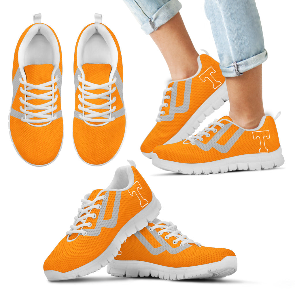 Line Bottom Straight Tennessee Volunteers Sneakers