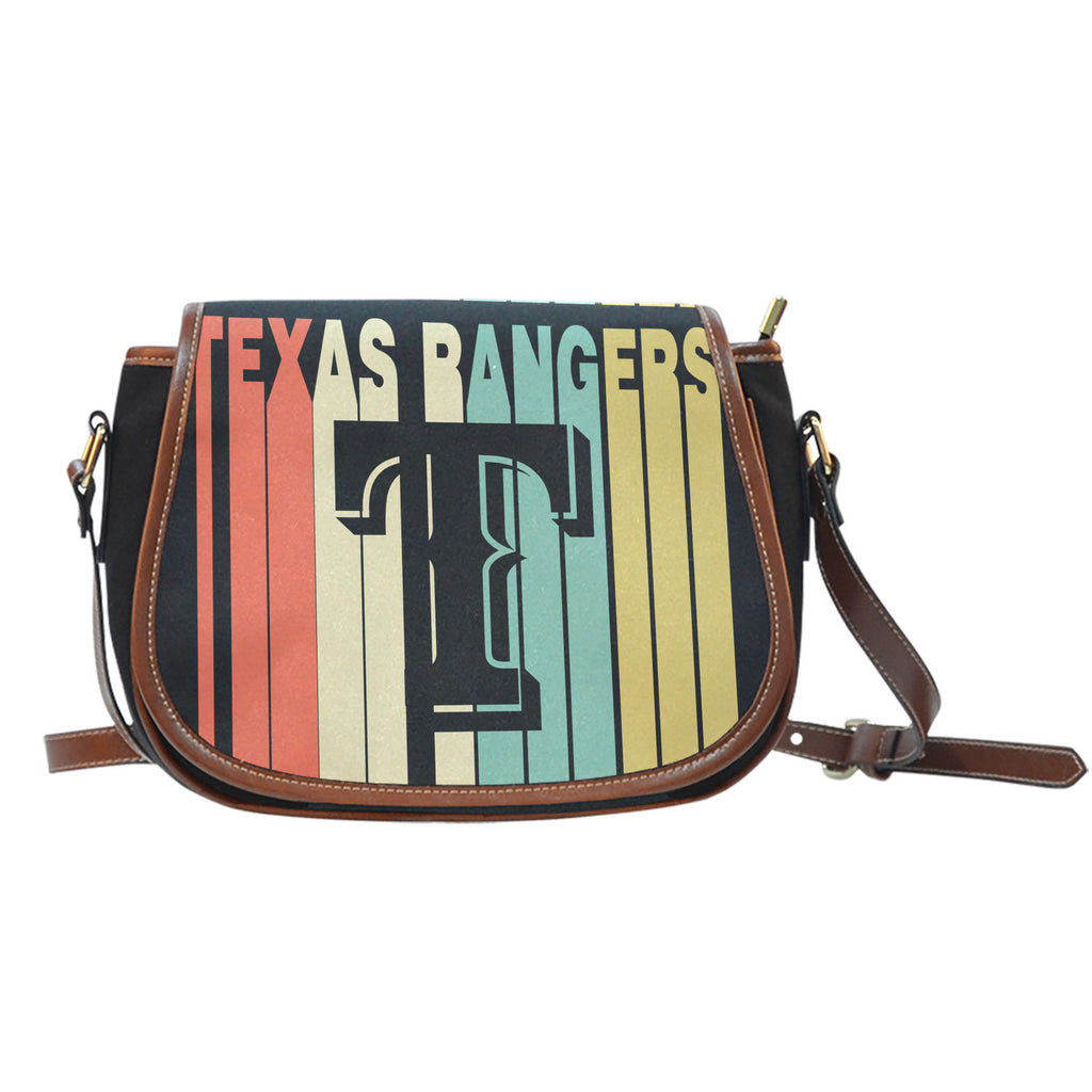 Vintage Style Texas Rangers Saddle Bags - Best Funny Store