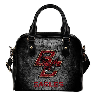 Wall Break Boston College Eagles Shoulder Handbags Women Purse