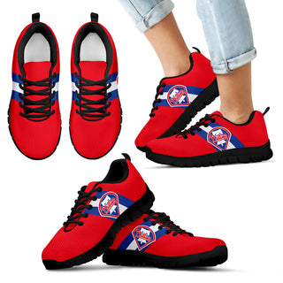 Three Colors Vertical Philadelphia Phillies Sneakers