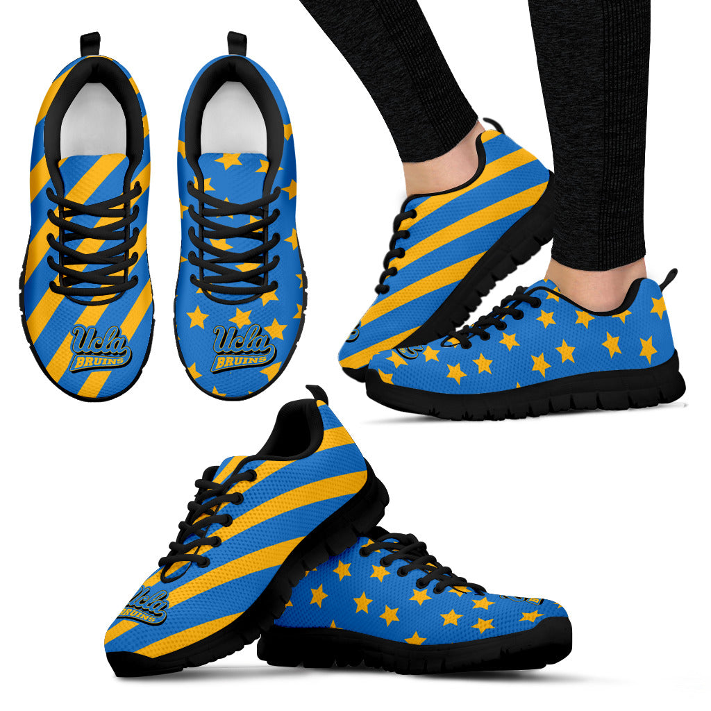 Splendid Star Mix Edge Fabulous UCLA Bruins Sneakers