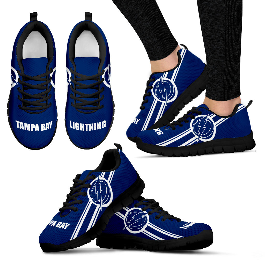 Fall Of Light Tampa Bay Lightning Sneakers