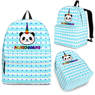 Not Pandas Pandicorns Okay Backpacks