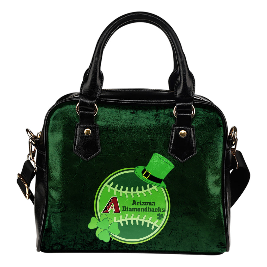 Signal Patrick's Day Pleasant Arizona Diamondbacks Shoulder Handbags