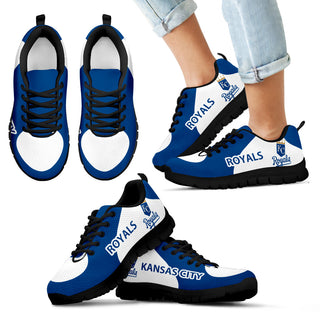 Kansas City Royals Top Logo Sneakers