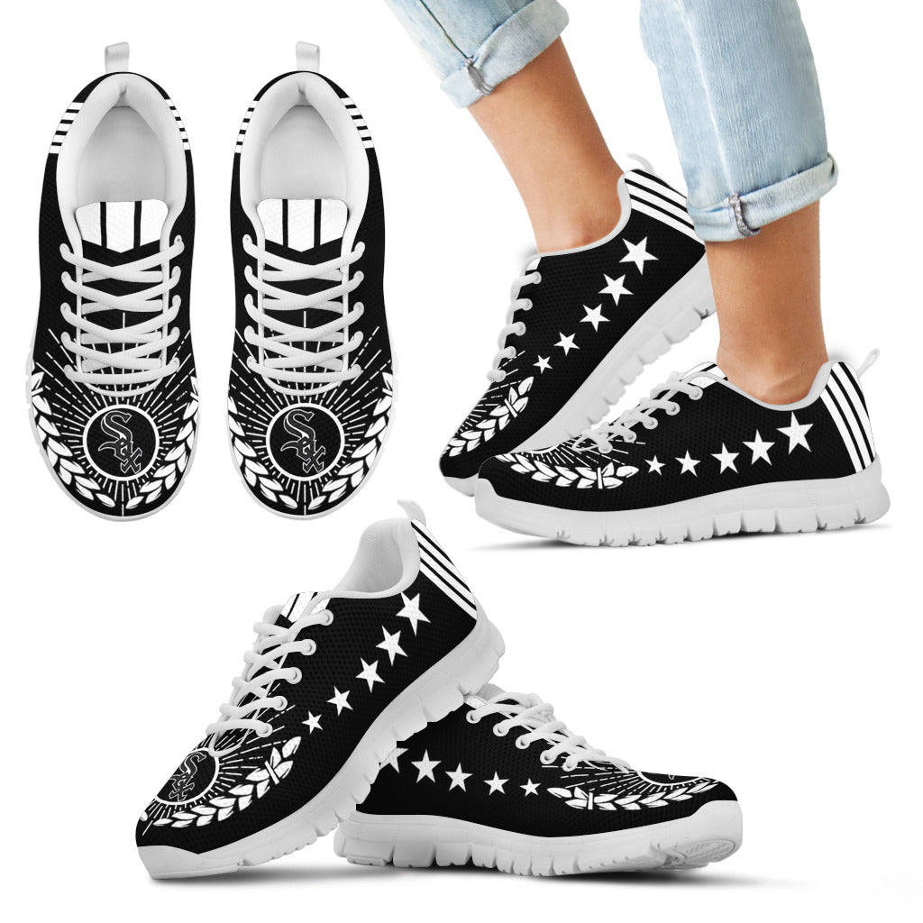 Line Of Stars Victory Chicago White Sox Sneakers