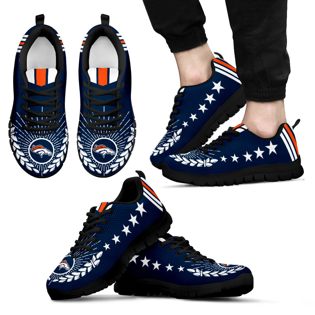 Line Of Stars Victory Denver Broncos Sneakers