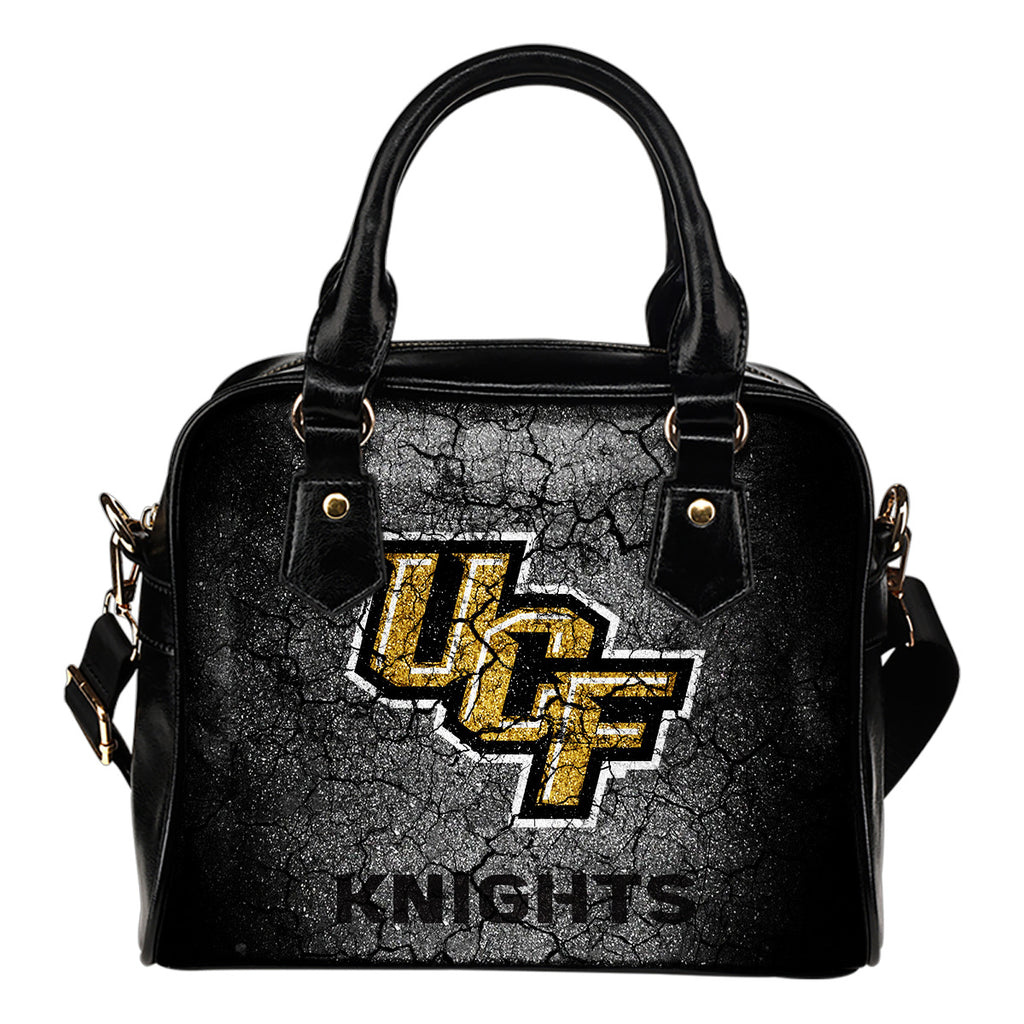Wall Break UCF Knights Shoulder Handbags Women Purse