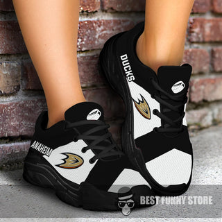 Pro Shop Logo Anaheim Ducks Chunky Sneakers