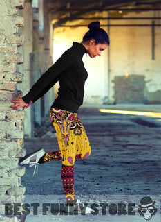 Simple Boho Arizona State Sun Devils Leggings
