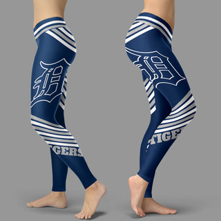 Straight Cute Beautiful Attractive Detroit Tigers Leggings